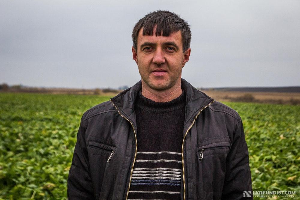 Павел Шабала, агроном «Хавест Агро»